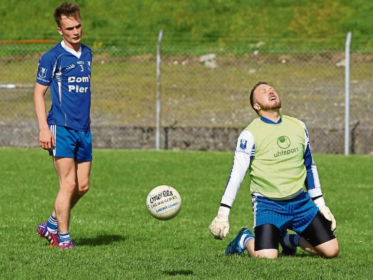 Naomh Conaill hit five goals against Four Masters ...