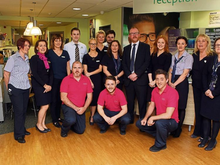 fdee13249a1c Specsavers Letterkenny celebrates 15th anniversary - Donegal Democrat