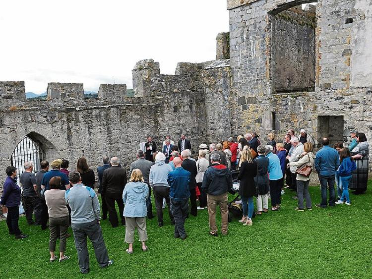 30,000 people visited famous Donegal castle in 2016
