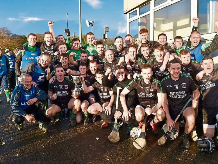 Slaughtneil overcome Kilcar to book place in Ulster Club SFC Final