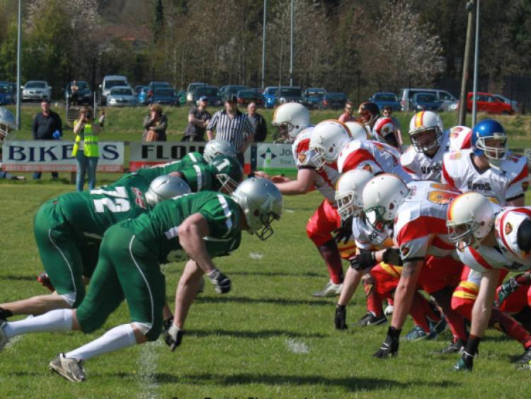 The Donegal Derry Vipers Bring American Football To The North West