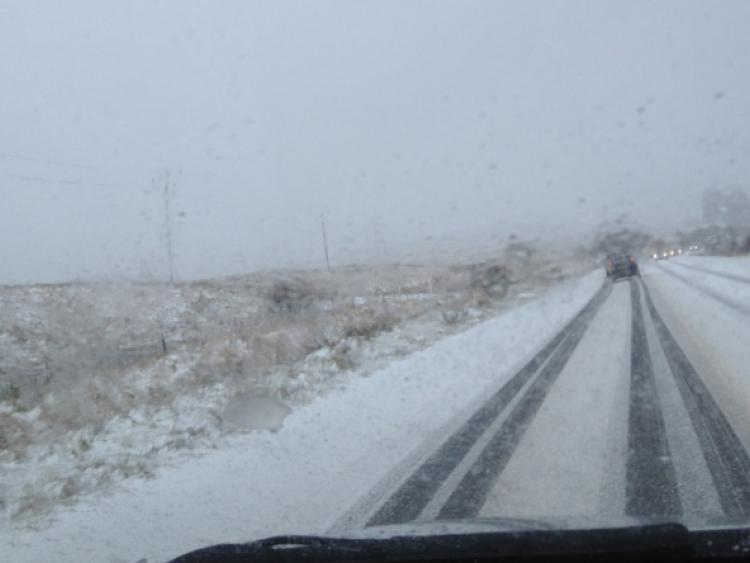 Ireland braces itself as snow-ice warning issued for the ENTIRE country
