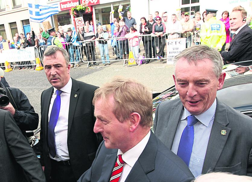The Matchmaking Festival - Walking Ireland, Donegal Town