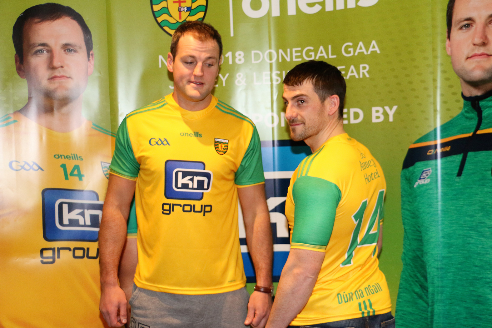 pretty nice 0c500 59cf8 What do you think of Donegal's new GAA gear - and our new ...
