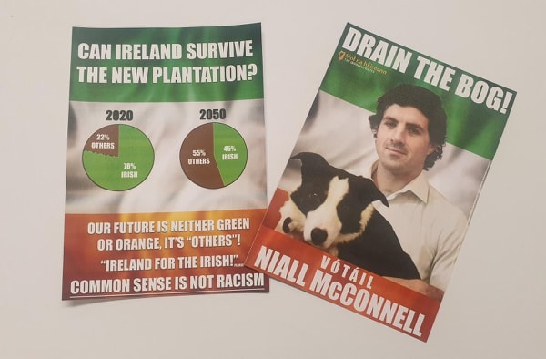 Some of his election publications