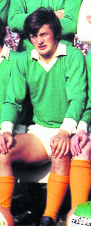 Paddy Fenning was on the great Offaly side that won the All-Ireland SFC in 1972